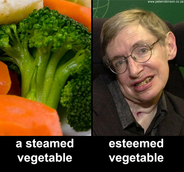 Know your vegetables