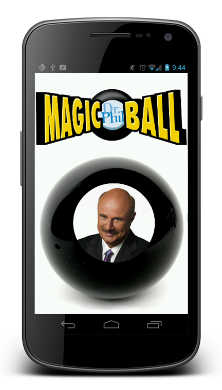 Magic Dr Phil Ball