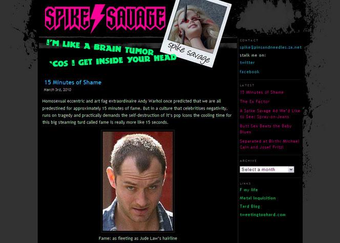 Spike Savage