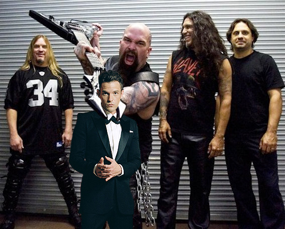 Slayer vs The Killers - Mr Bloodside