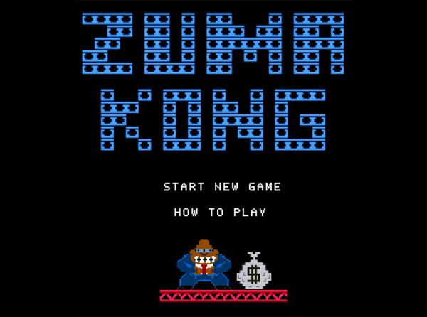 Zuma Kong start menu