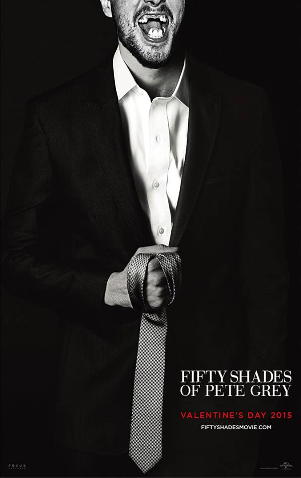 Fifty Shades of Pete Grey