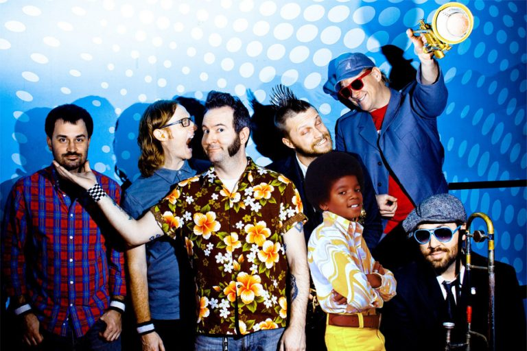 The Jackson 5 vs Reel Big Fish - I Want Beer Back