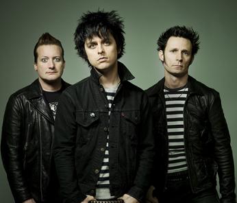 Green Day Uno Dos Tres era